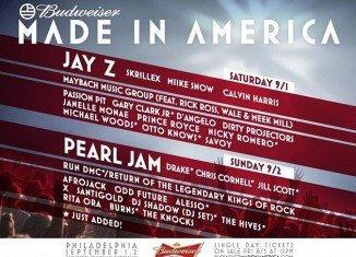 The documentary about Jay-Z's role as curator of new music festival Made In America has been added to the bill for this year's Toronto International Film Festival