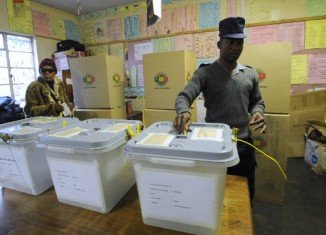 Vote counting started overnight, and the Zimbabwe Electoral Commission has five days to declare who won the poll
