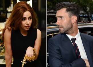Adam Levine called out Lady Gaga on Twitter for being unoriginal
