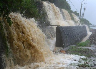 At least 25 people died after Typhoon Usagi has hit Guangdong province of south China