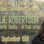 Willie Robertson's speech at Odessa's Crossroads Fellowship