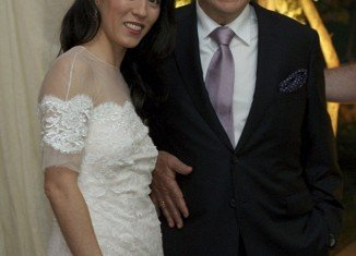 George Soros got married for the third time on Saturday to his fiancée Tamiko Bolton