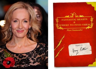 JK Rowling is to make her screenwriting debut in a new Harry Potter-themed film series