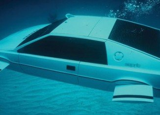 James Bond's submarine car used in The Spy Who Loved Me has been sold for £550,000