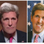Why John Kerry looks different?