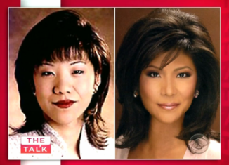 """Julie Chen has revealed that she had a cosmetic eye surgery at the age of 25 to make her look """"less Asian"""" as a young TV news reporter"""