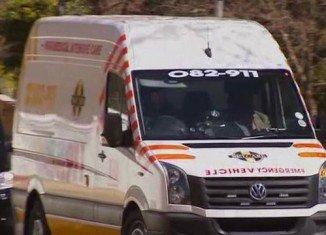 Nelson Mandela has left a Pretoria hospital and has gone to his Johannesburg home