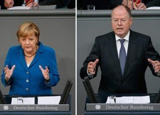 Polls have opened in Germany with Chancellor Angela Merkel vying for a third term in charge of Europe's most powerful economy