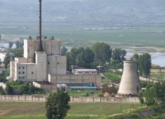 Pyongyang vowed to restart facilities at its main Yongbyon nuclear complex in April, amid high regional tensions