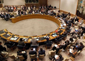 The UN has unanimously voted to adopt a binding resolution on ridding Syria of chemical weapons