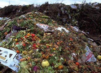 The food the world wastes produces more greenhouse gas emissions than any country except for China and the US