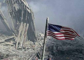 The iconic flag disappeared the night of September 11 and has never been seen again