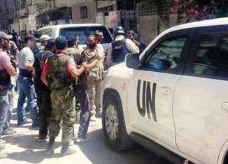 UN chemical weapons inspectors are expected to return to Syria
