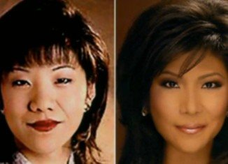 WDTN-TV in Dayton has issued an apology to Julie Chen after she revealed that she had undergone surgery to look less Asian