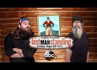 Willie and Si Robertson are making their debut on the upcoming season premiere of Last Man Standing playing Brody and Uncle Ray