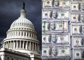 A federal government shutdown has begun as the US Congress has failed to agree a budget by October 1st