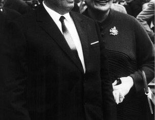 After her marriage to Josip Broz, known as Tito, Jovanka Broz spent nearly three decades as first lady