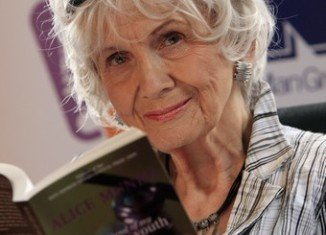 Alice Munro is only the 13th woman to win the prize since its inception in 1901