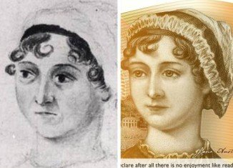 Biographer Paula Byrne has criticized the Bank of England for selecting an airbrushed portrait of Jane Austen for its new £10 note