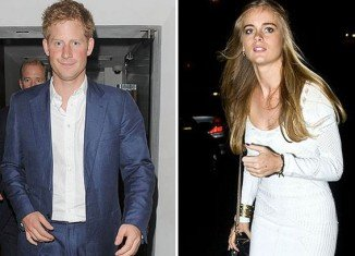 Cressida Bonas is dating Prince Harry since 2012