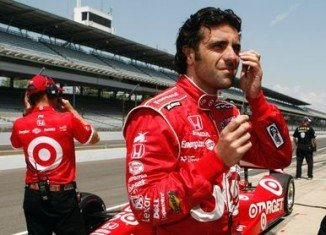 Dario Franchitti and his girlfriend were spotted last week while shopping for engagement rings