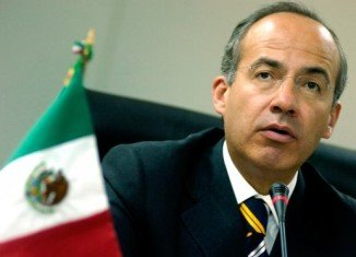 Data leaked by former NSA analyst Edward Snowden showed Mexico's ex-President Felipe Calderon's emails were hacked in 2010