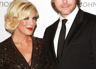 Dean McDermott is firing back after a quote taken from his wife Tori Spelling sparked rumors that they might be struggling financially