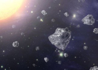 Diamonds big enough to be worn by Hollywood film stars could be raining down on Saturn and Jupiter