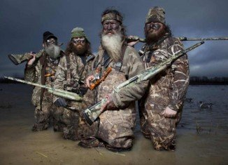 Duck Dynasty's stars revealed they are no fans of gun control, but there's another kind of control they think the nation could use