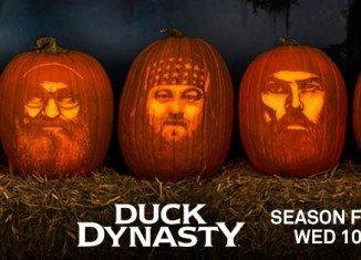 Duck Dynasty Season Finale Quack O'Lanterns will air Wednesday, October 23