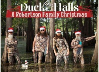 Duck Dynasty stars made their musical debut Tuesday with the national release of Christmas album Duck the Halls