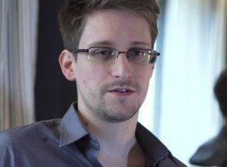 Edward Snowden has made the shortlist of three for the Sakharov prize