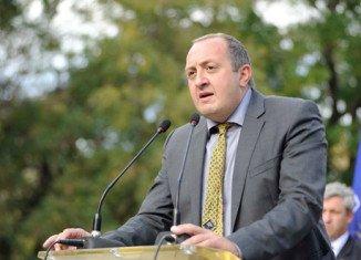 Giorgi Margvelashvili is a member of PM Bidzina Ivanishvili's Georgian Dream party