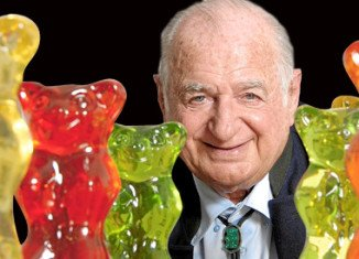 Hans Riegel, the son of Haribo founder, was in charge of company's marketing and distribution