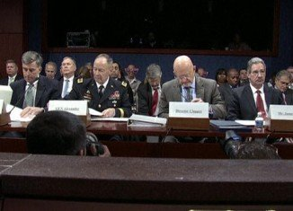 James Clapper has told a House committee that discerning foreign leaders' intentions is a key goal of US spying operations