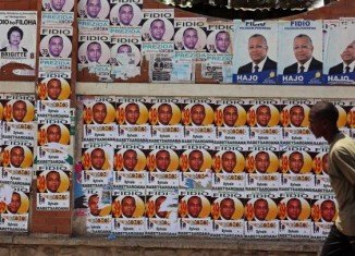 Madagascar voters are going to the polls in the first election since the military-backed coup in 2009