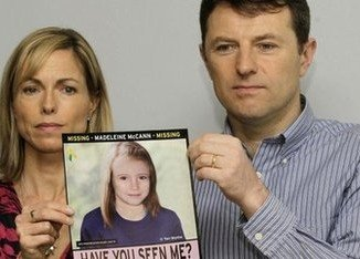 Madeleine McCann, from Rothley, Leicestershire, was 3-year-old when she disappeared from her parents' holiday apartment in Praia da Luz on May 3, 2007