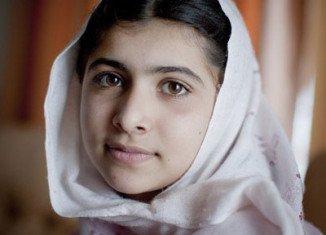 Malala Yousafzai has won the EU's Sakharov human rights prize