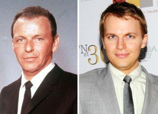 """Mia Farrow admitted to Vanity Fair that her son Ronan may """"possibly"""" have been fathered by ex-husband Frank Sinatra"""