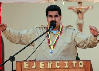 Nicolas Maduro says he has evidence that the US diplomats took part in a power-grid sabotage in September and had bribed Venezuelan companies to cut down production
