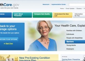 Obamacare website experienced a connectivity glitch on Sunday, another complication for an already beleaguered population of would-be health care applicants