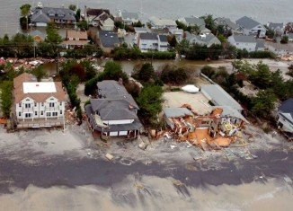 One year ago, Superstorm Sandy hit the US east coast, killing at least 117 people