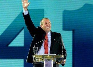 Opinion polls suggest a win for philosopher and former Education Minister Giorgi Margvelashvili, a member of Bidzina Ivanishvili's Georgian Dream coalition