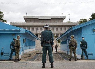 Six South Korean men have been returned by North Korea to their homeland