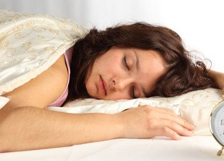 The brain uses sleep to wash away the waste toxins built up during a hard day's thinking