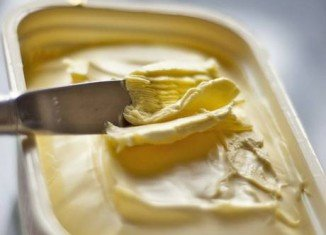 The risk from saturated fat in foods such as butter, cakes and fatty meat is being overstated and demonized