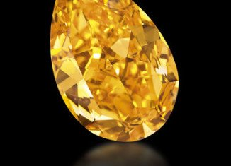 The world's largest orange diamond is expected to sell for up to $20 million