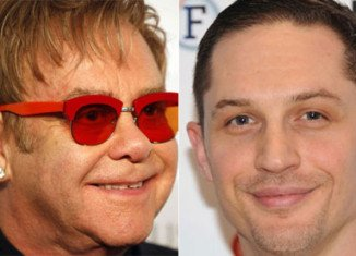 Tom Hardy will play Elton John in a biopic of the singer's life called Rocketman