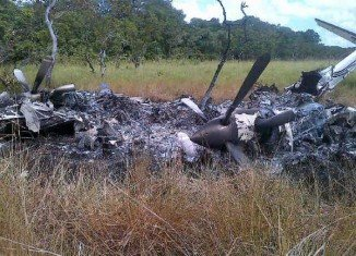 Two light aircrafts have been shot down after entering Venezuela's airspace over the weekend