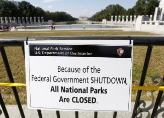 US and EU negotiations on a sweeping free trade pact have been postponed because of a partial government shutdown in America